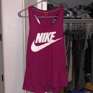 Nike Tank. Size Small.